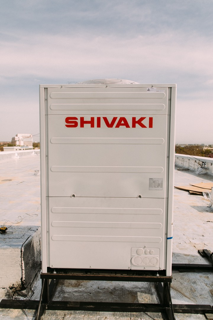 Outdoor unit of VRF system Shivaki
