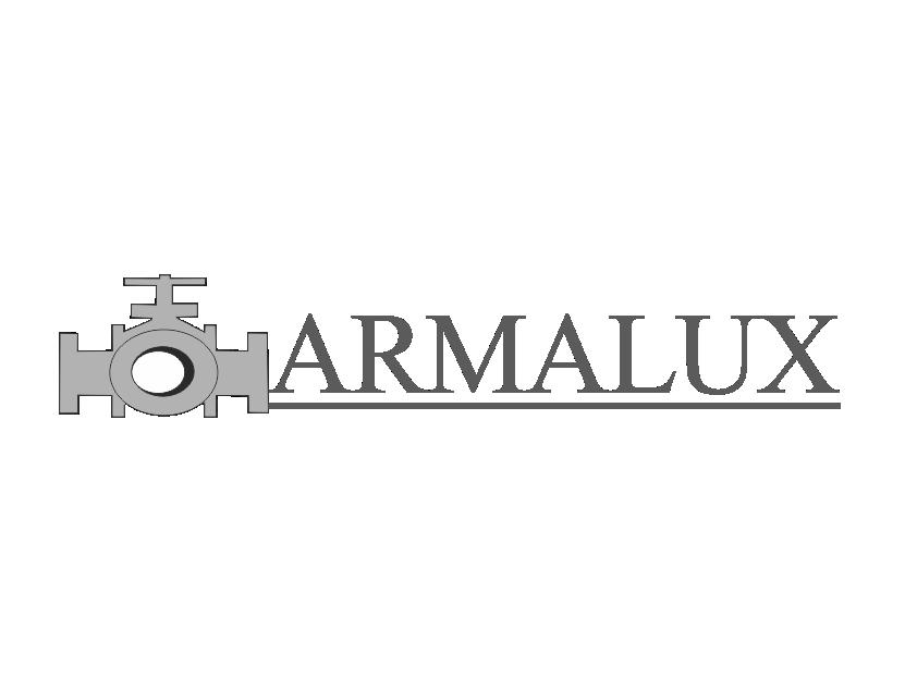 ARMALUX логотип ч.б