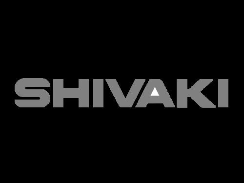SHIVAKI логотип ч.б