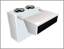 Refrigerating monoblocks