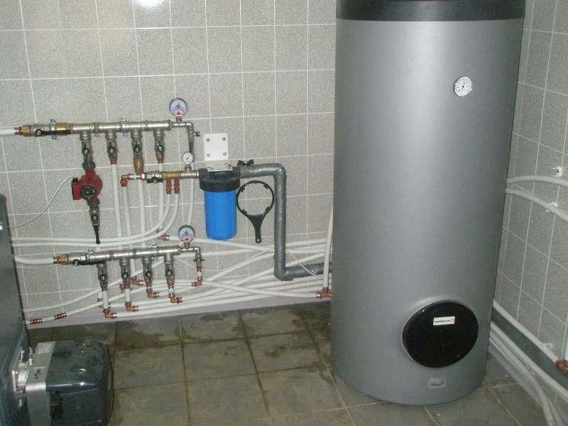 Сервисное обслуживание водонагревателя