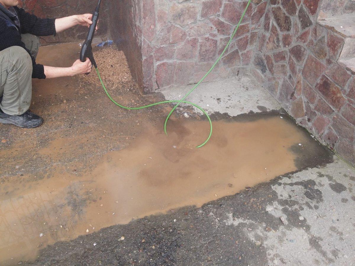Накипь в водонагревателе