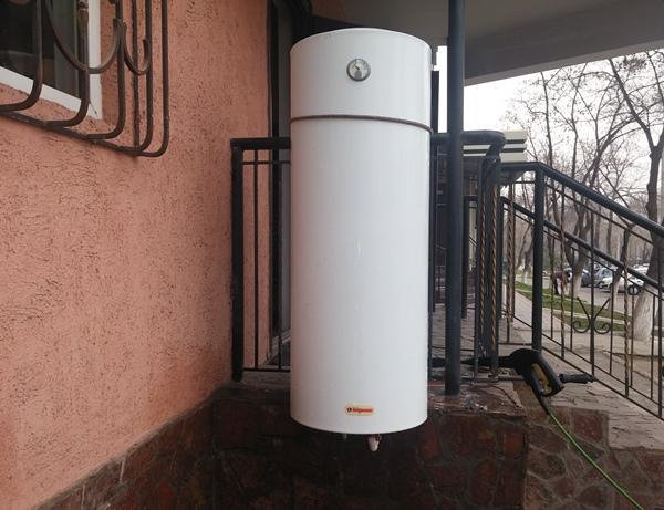 Чистка водонагревателя в Ташкенте