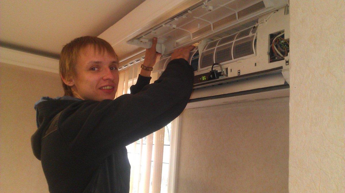 ремонт кондиционеров в Ташкенте