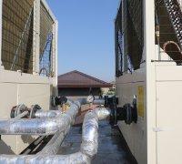 Монтаж климатического оборудования Shivaki в офисе Русского леса, г.Ташкент