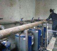 Монтаж климатического оборудования бренда Shivaki в гостинице города Ургенч 2017 г.