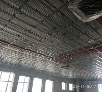 Монтаж кассетного фанкойла в гостинице Узбекистан г.Ургенч и прилегающих к ним труб