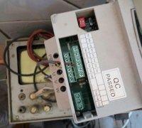 Изготовление щитов управления для сухой градирни. Server-Service.