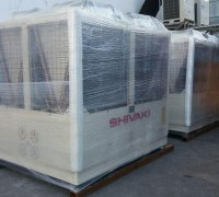 "Чиллеры ""Shivaki""– 130 кВт."
