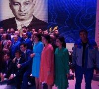 Торжественное открытие театра в г.Джиззак