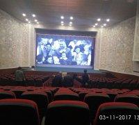 Вентиляция сцены и зала в Театре г.Джиззак