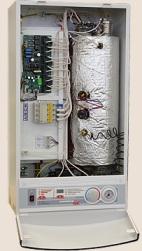 Установка электрических котлов