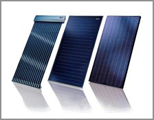 Для солнечных коллекторов