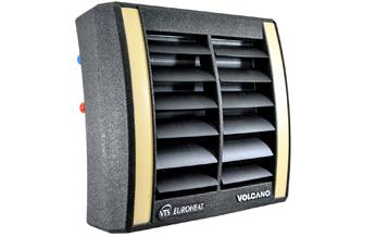 Air heating units