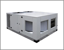 Roof air conditioners
