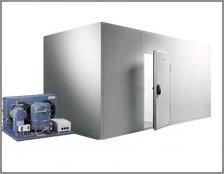 Industrial refrigerating equipment