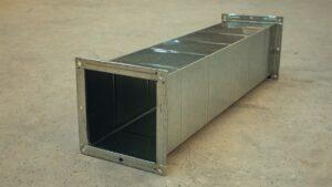 Производство прямоугольных воздуховодов